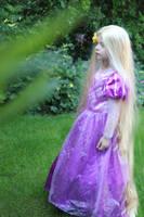 Rapunzel cosplay by Stargazermay
