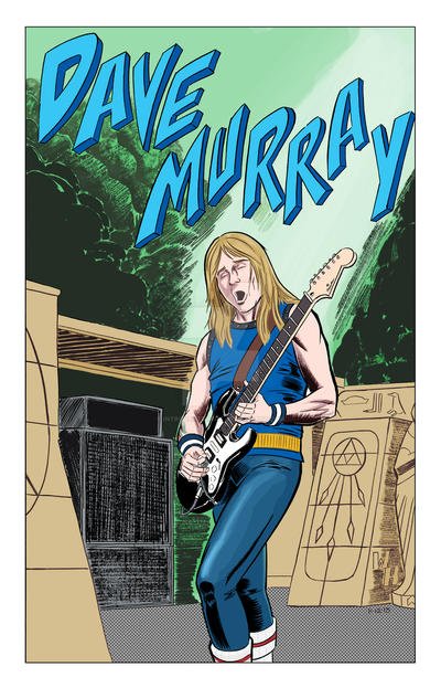 Dave-Murray-color by introvertedart