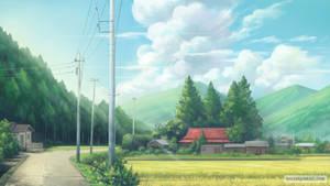 Somewhere in Tochigi