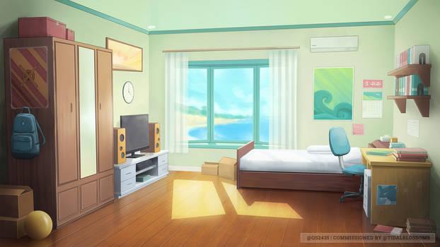 Bedroom - Commission Work