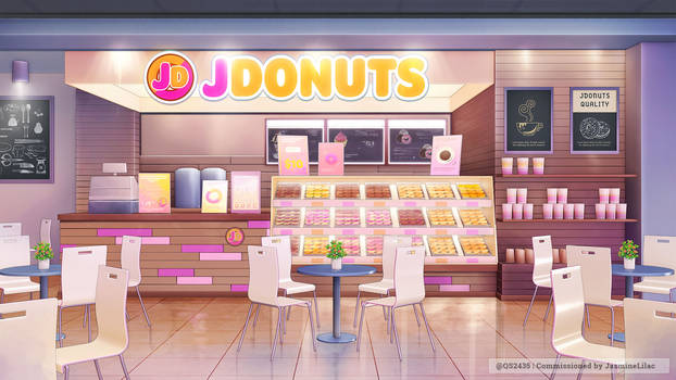 Donuts Store