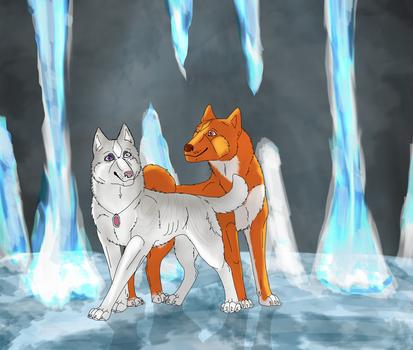 Anastacia and Hiruma
