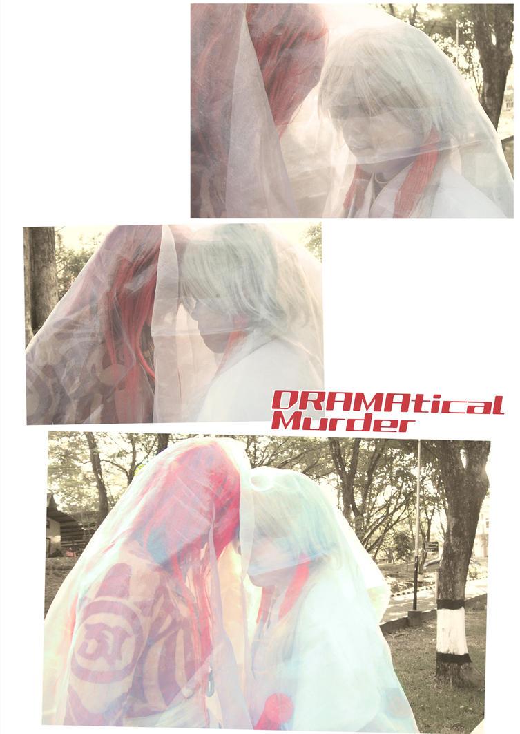 the Wedding (no) Red Koujaku X Shiroba 12 by bittawae