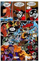 Joker marries Harley by jokerharleyrock34
