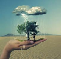 Peculiar Storm by GeeeO