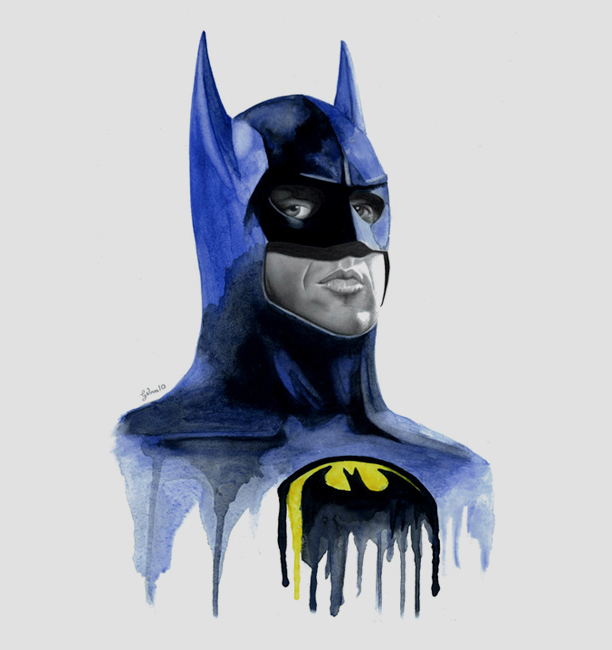 The Batman by GeeeO