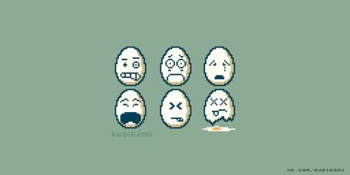 Eggs by ArtemWolf