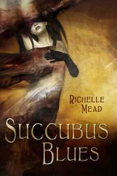 Succubus Blues by agnieszkaszuba