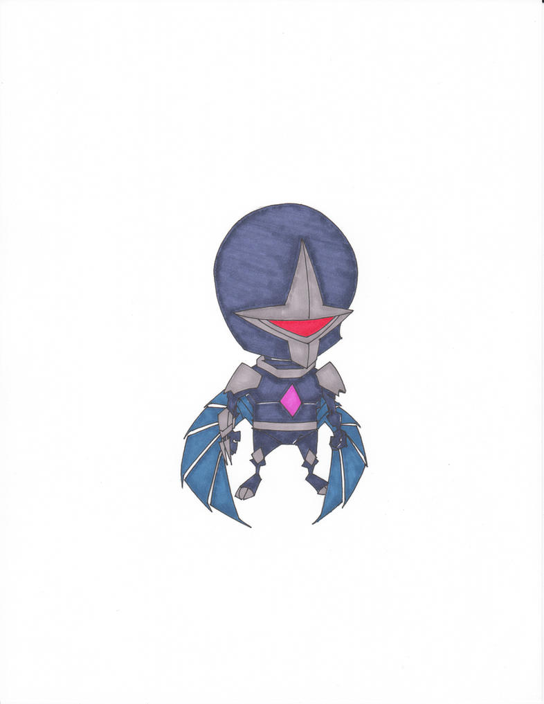 DARKHAWK by hclix