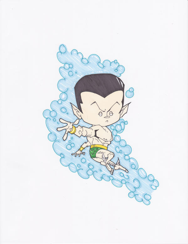 NAMOR by hclix