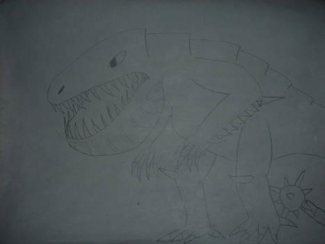 Cloverfield Monster Concept