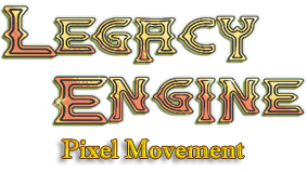 Legacy Engine - Pixel Movement