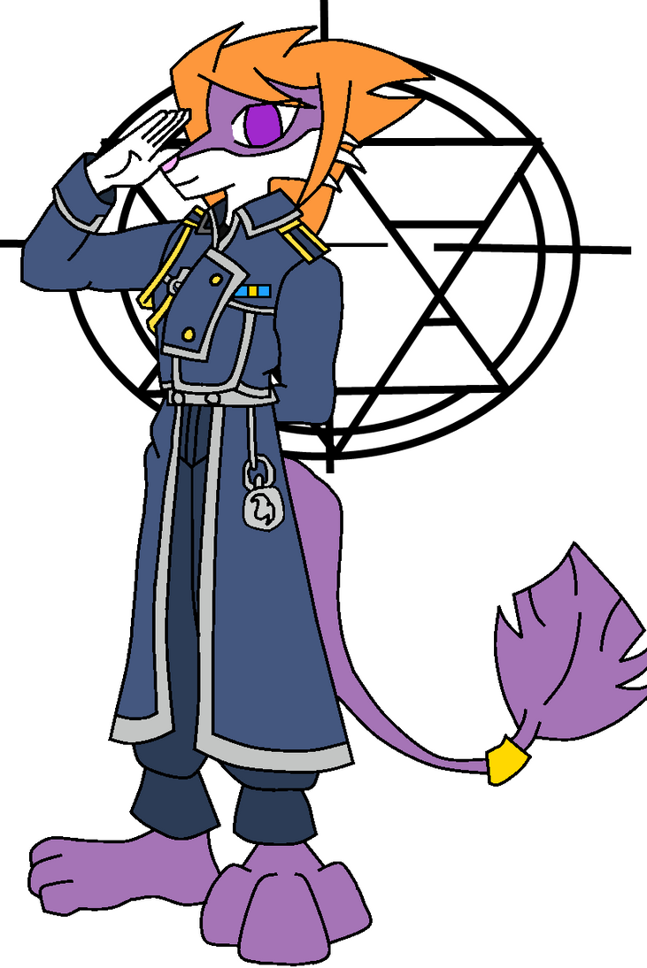 The SplitSecond Alchemist by Sovierika