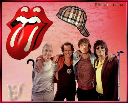 rolling stones by funari