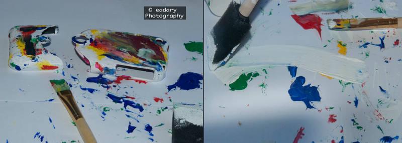 Splatter of Paint
