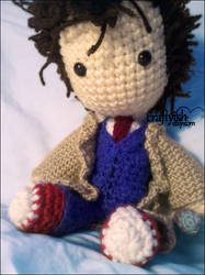The Doctor by craftyish