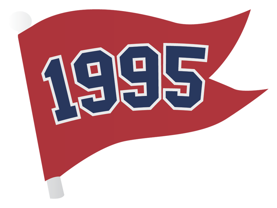 1995 Pennant Atlanta Braves By Unc1233