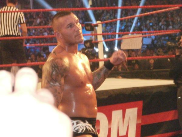 Randy Orton Payback 6-16-13 by rkogirl1