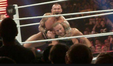 Randy Orton vs Rob Van Dam 9-23-13 by rkogirl1