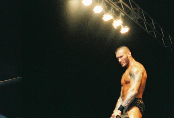 Randy Orton Milwaukee 7-16-11 by rkogirl1
