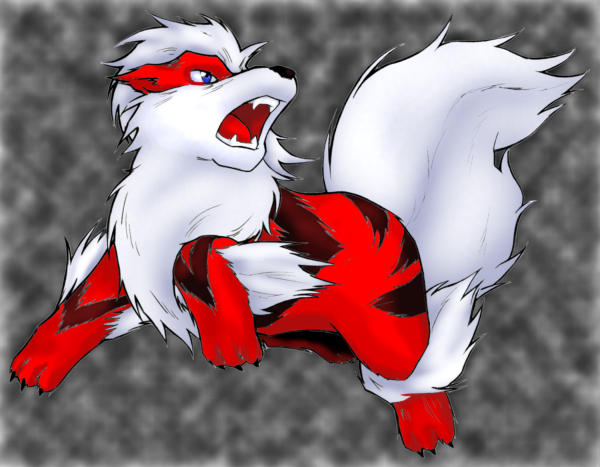 Arcanine by Defender-of-Chaos