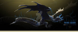 Adopt auction { CLOSED } Petrol Wyvern