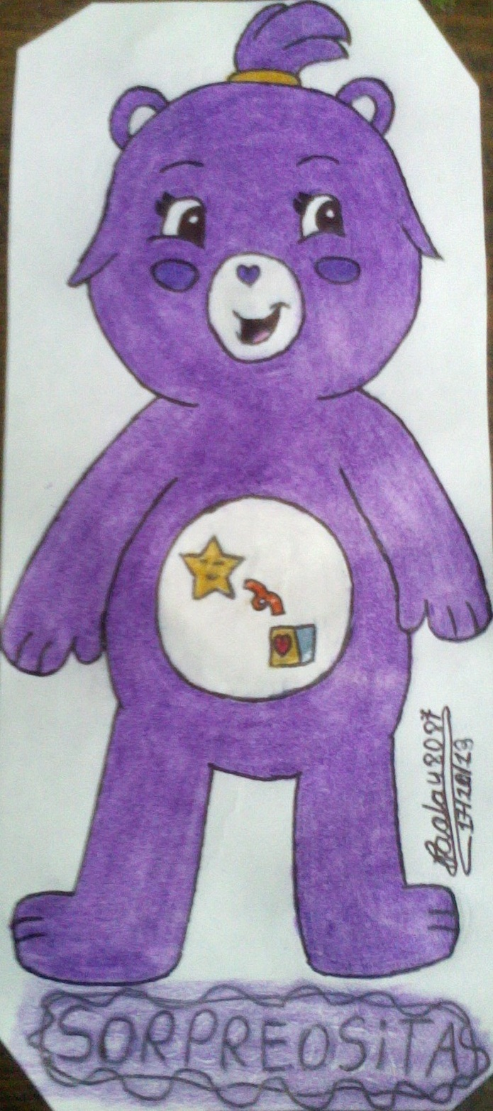 Take Care Bear Coloring Page