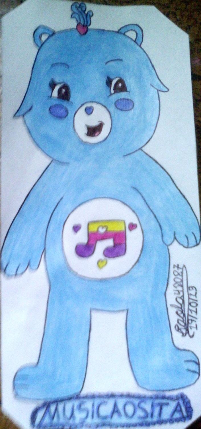 heartsong bear care bears by clubpenguin1 on deviantart