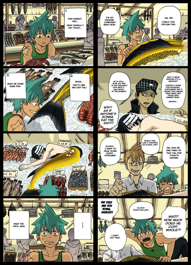 What matters - Part 1 by KaburagiKotetsu