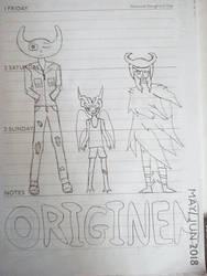 Hylics: Originem by MimsTrinity
