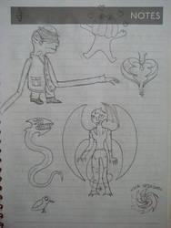 Sketchdump2 by MimsTrinity