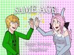Happy Birthday UsagiBaka! by BastionUnity