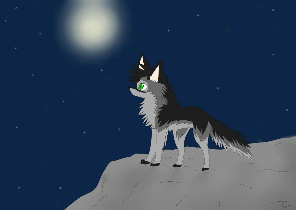 Moonlight by Yuki-Fuyu