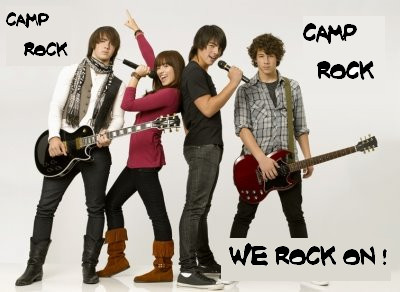 CAMP ROCK by sonnygirl10