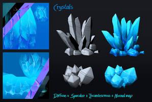 Crystals by Elo-Doudoune