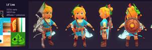 3D Lil Link