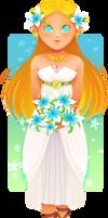 Flowers' princess