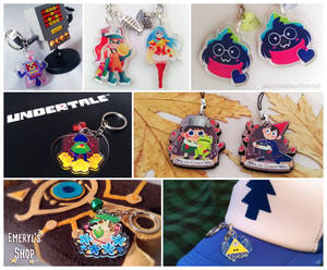 Lot of charms!!