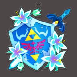 Zelda charm