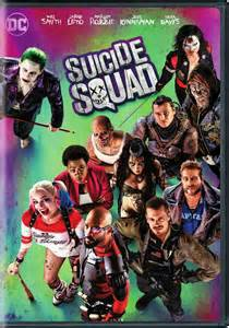 suicide squad by RYBUGS8