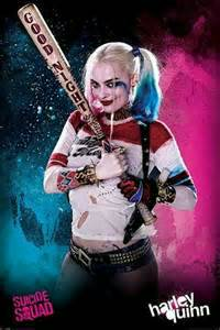 Harley quinn(suicide squad version) by RYBUGS8