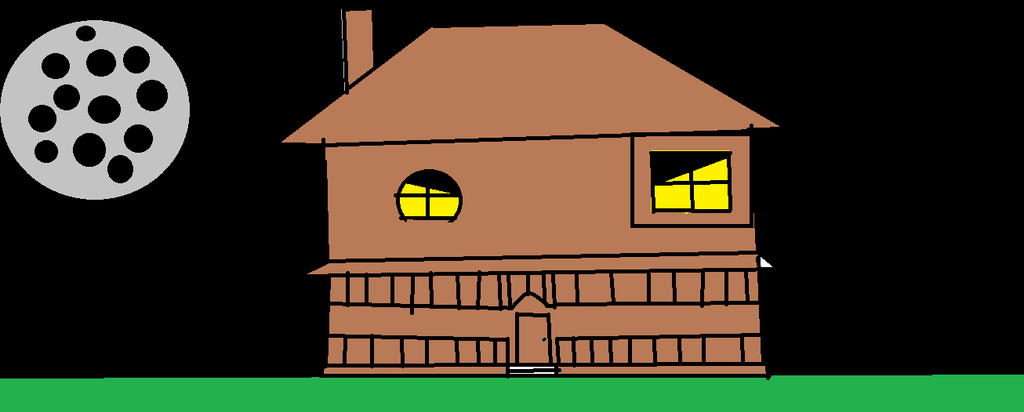 Monster House by RYBUGS8