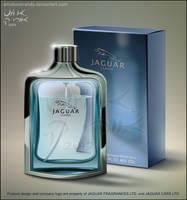 Jaguar with Box by SmokesBrandy