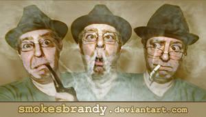 Smoking My Brandy - Minimal Ver
