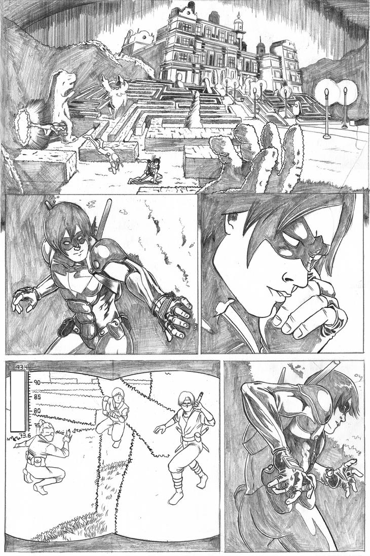 Nightwing Training - Page 3 by Renan-SongFue
