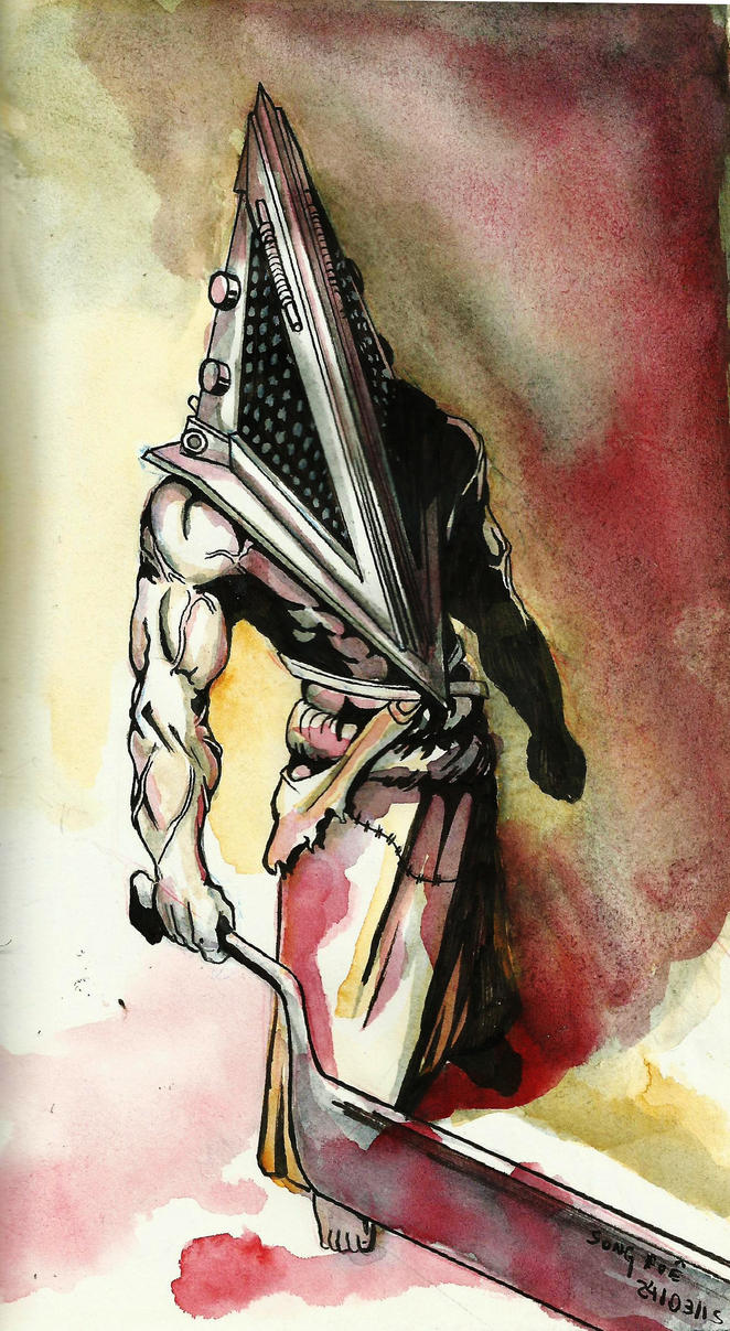 Pyramid Head by Renan-SongFue