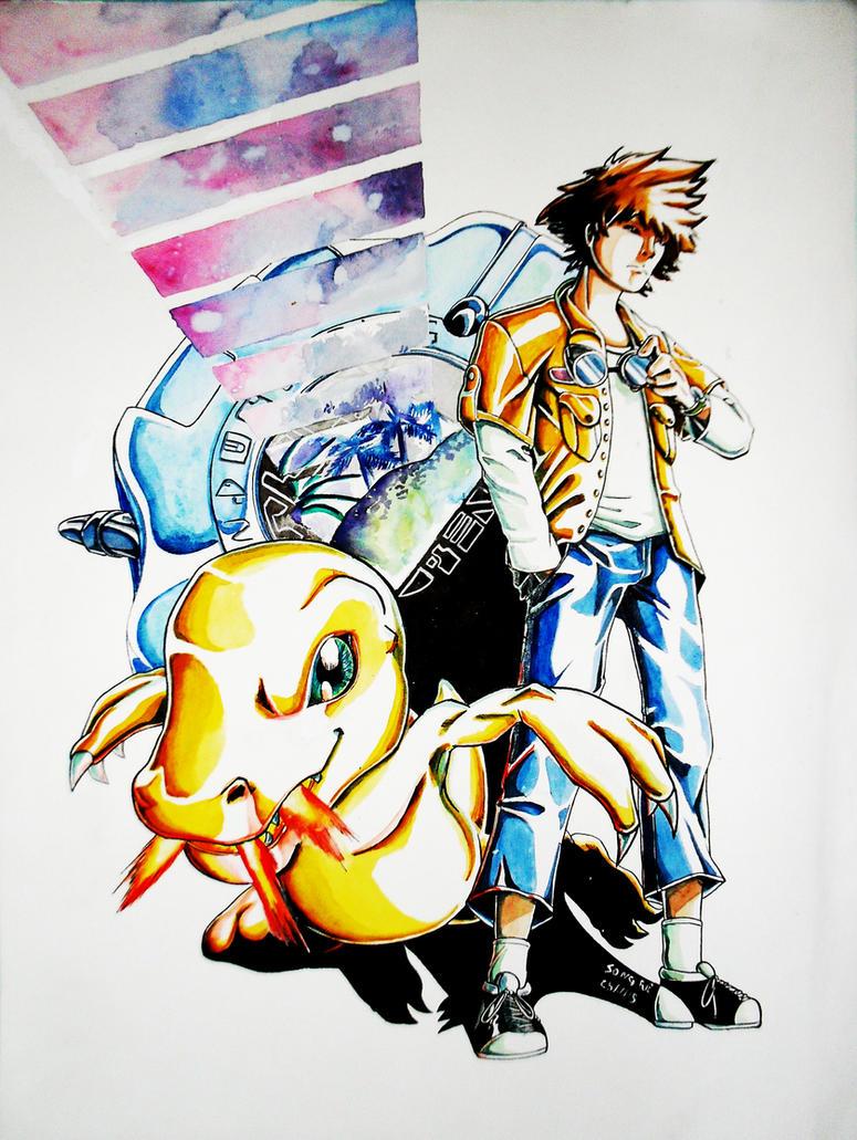 Digimon Adventure Tri by Renan-SongFue