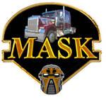 M.A.S.K. Logo Rebuild by Lexxyzgraphix