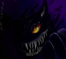 Haunter by SnowyStuff