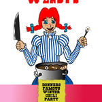 Wendy's Human meat Chili by KingNot